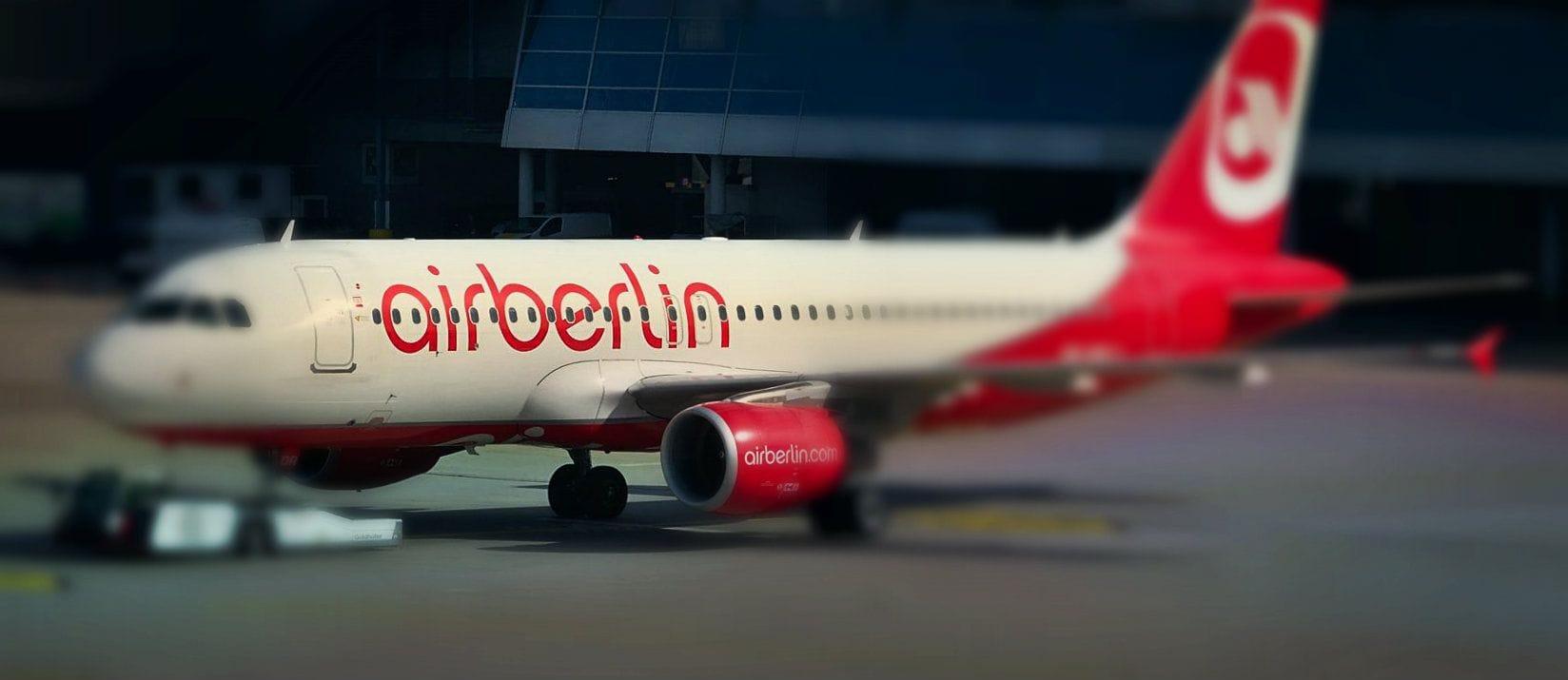 Air Berlin, Insolvenz, Bankrott, Zukunft ungewiss