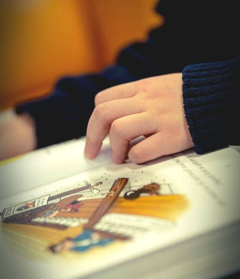 Vorlesen für Kinder in Berliner Cafes