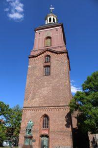 Berlins Nikolaikirche ist ein Teil Berliner Geschichte