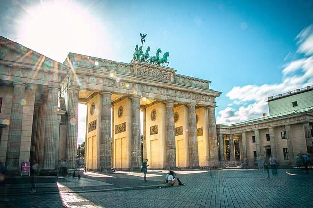 Das Brandenburger Tor ist heute eines der beliebtesten Wahrzeichen der Welt